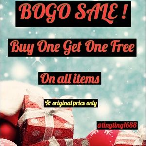 💕🎄Buy 1 Get 1 Sale!!🎄🎉( please share)😍